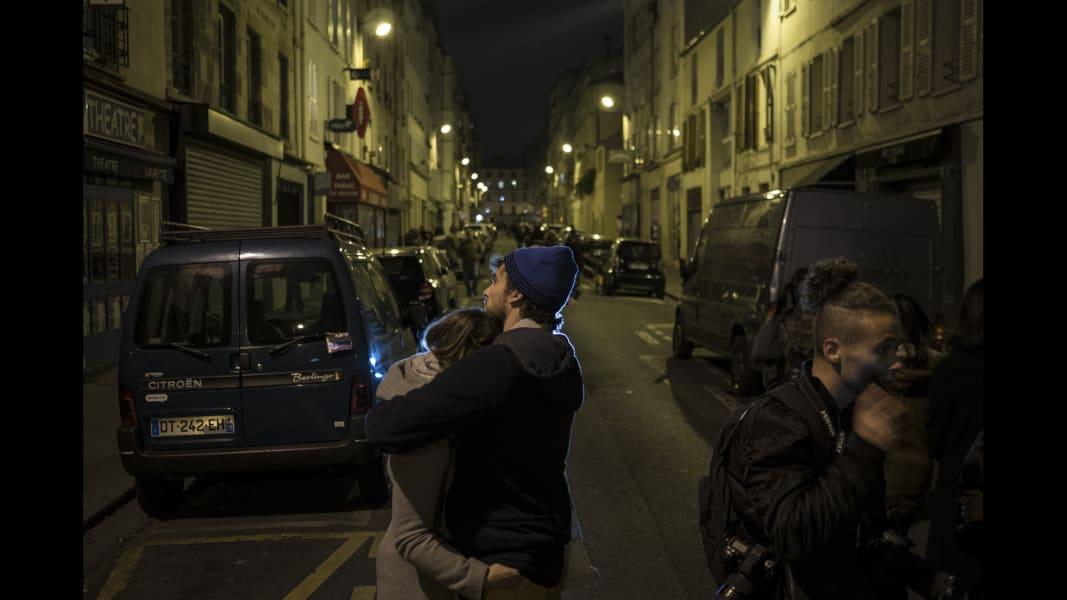 15 paris aftermath