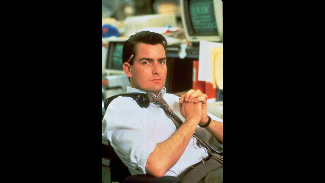 02 charlie sheen through the years