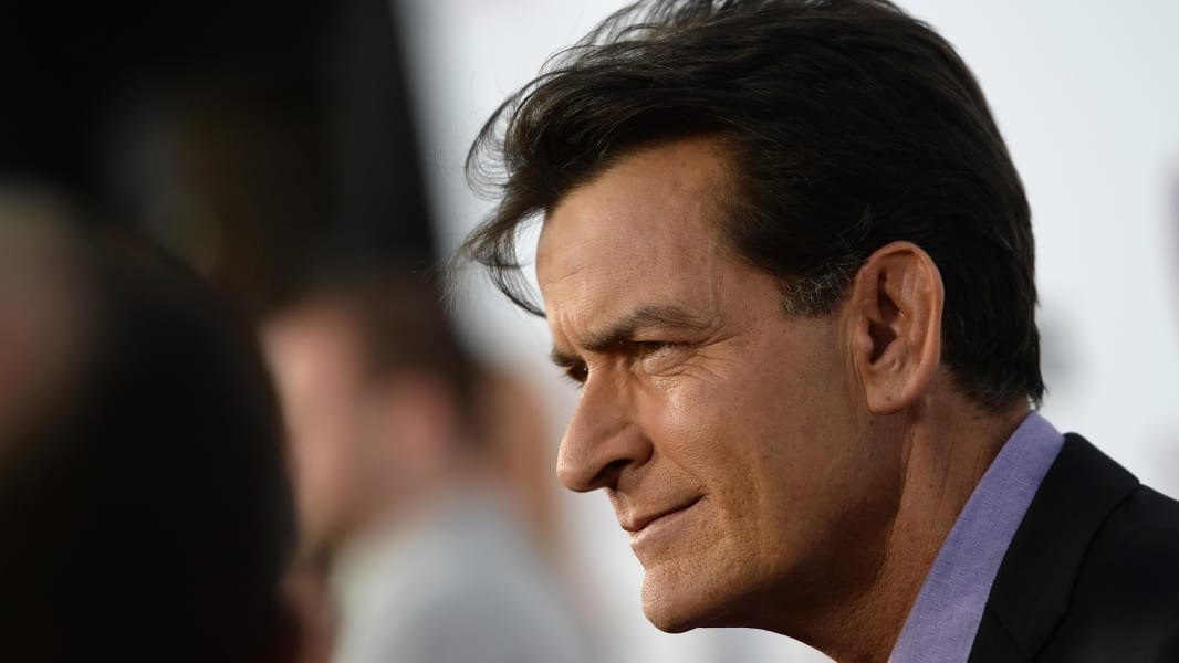 16 charlie sheen through the years
