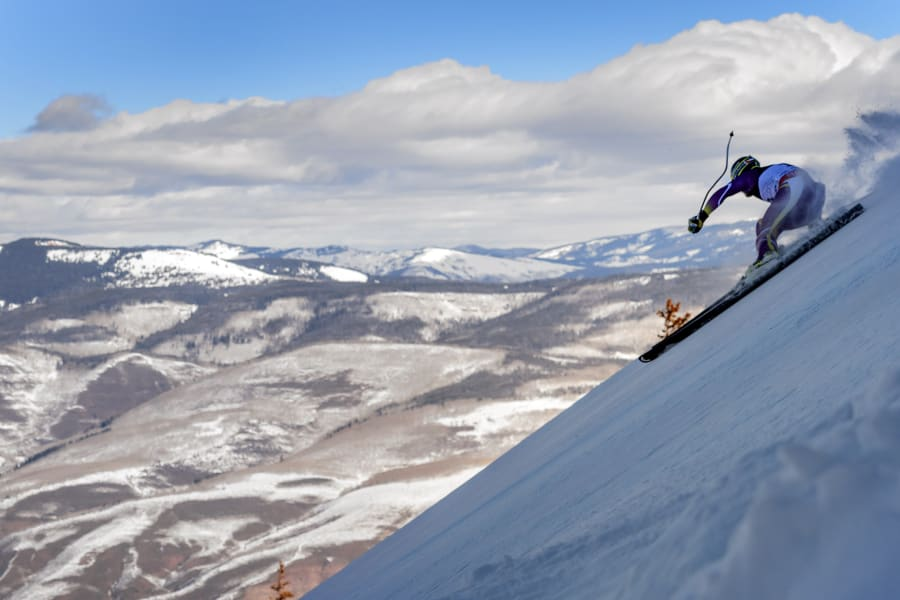 kjetil jansrud steep slope