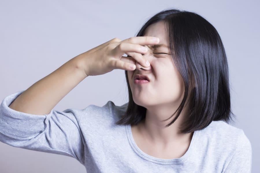 10 unique bodyparts odor