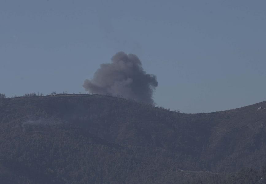 russia jet syria crash 5