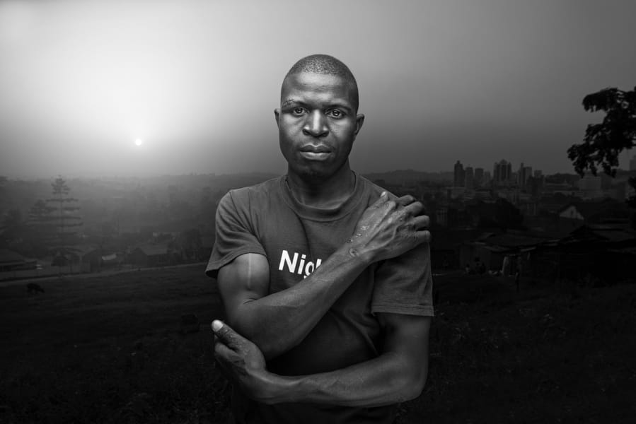 uganda press photo portrait - RESTRICTED