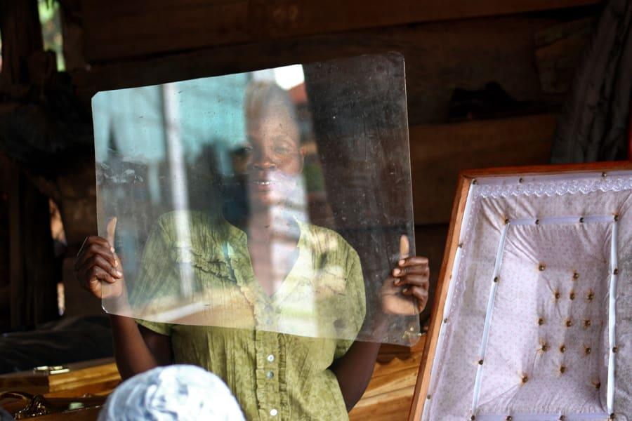 uganda press photo - RESTRICTED