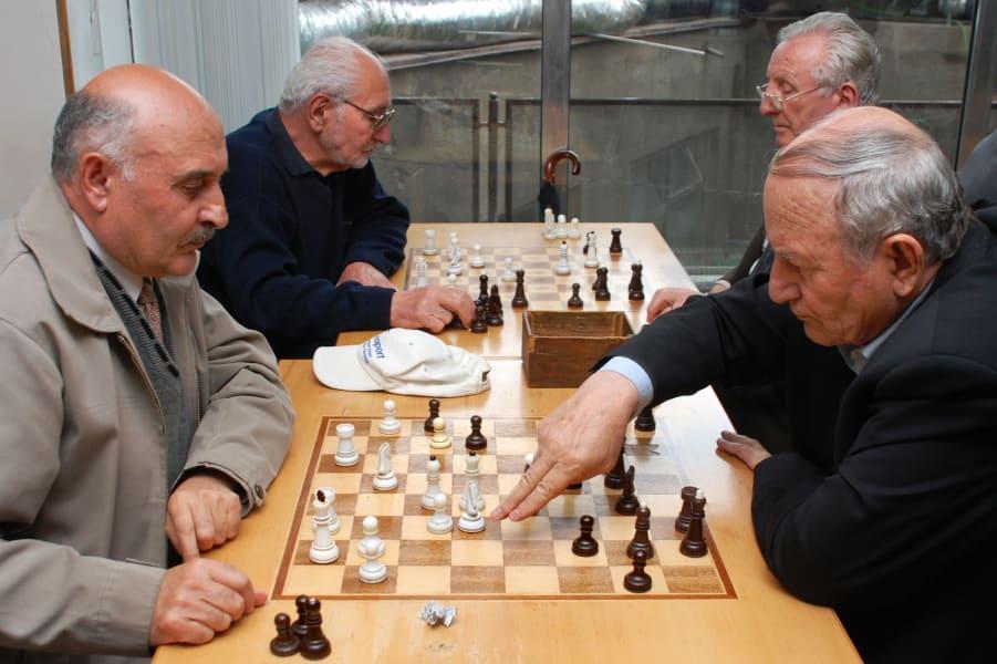armenia chess old men