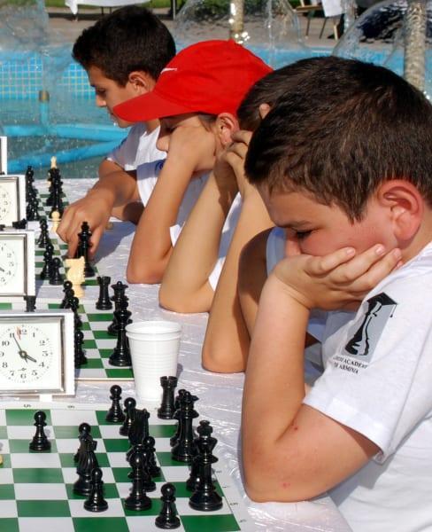 armenia chess kids