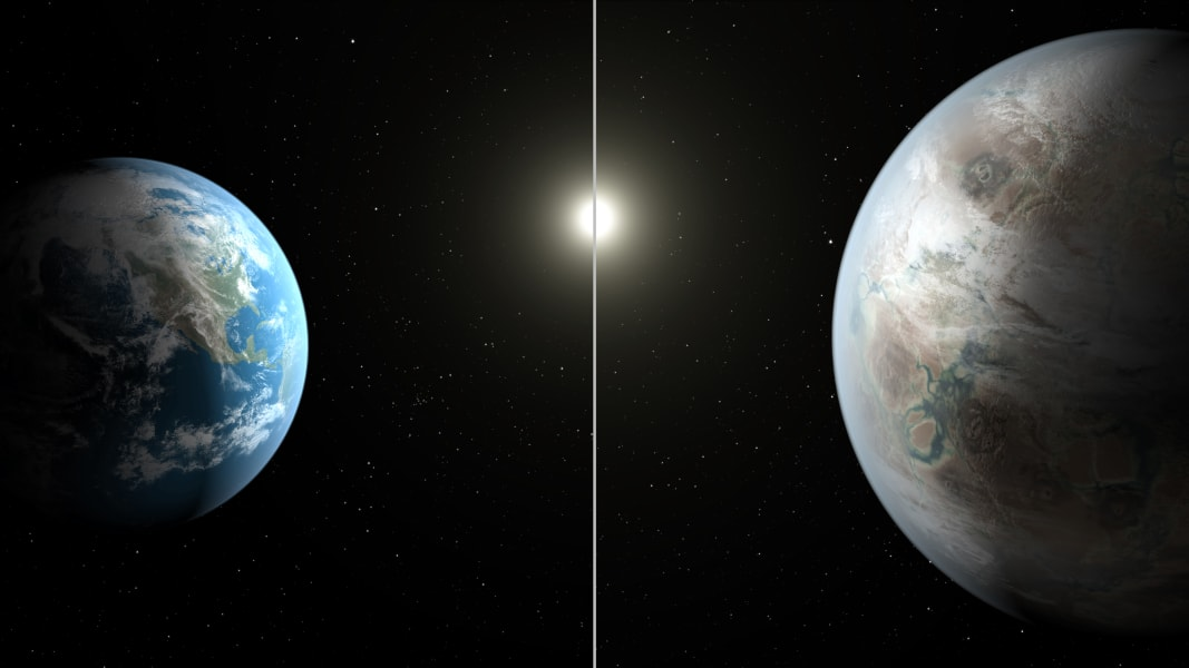 exoplanets 2 kepler 452 b
