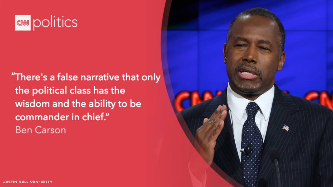 ben carson quote graphic