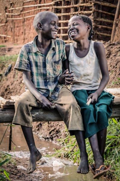uganda press photo kids -  RESTRICTED