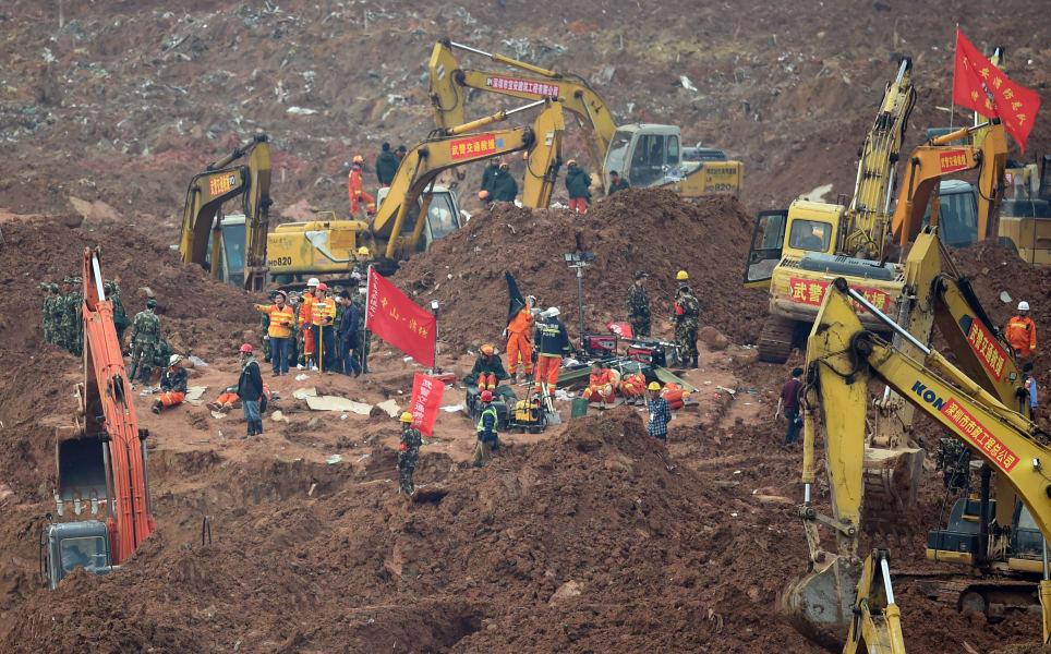 shenzhen landslide 8