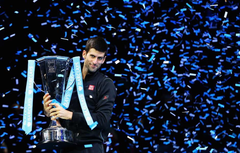 Djokovic london