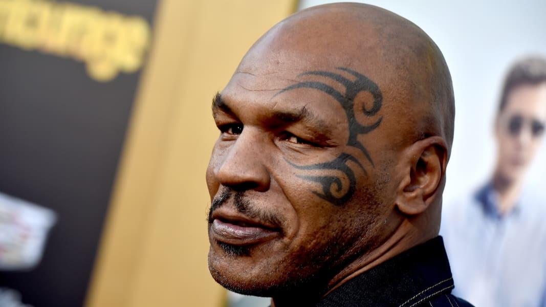 Mike Tyson 2015