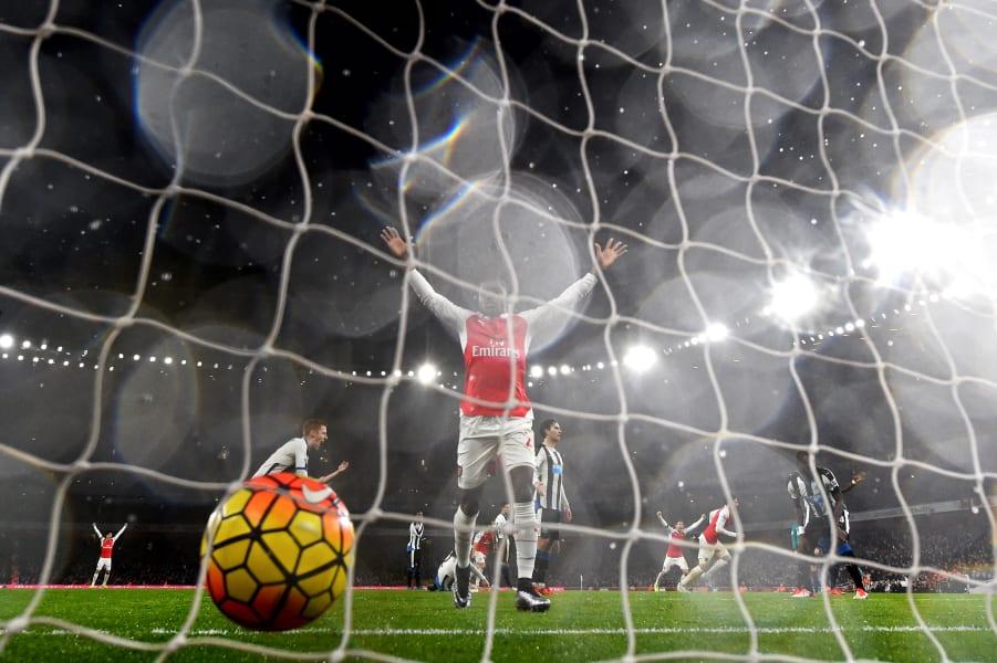 campbell arsenal newcastle