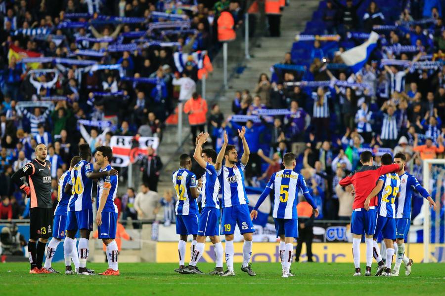 espanyol barcelona players fans