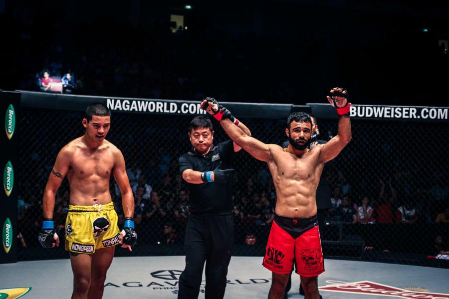 Bashir Ahmad MMA 1