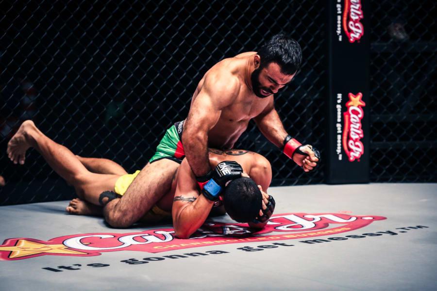 Bashir Ahmad MMA 3