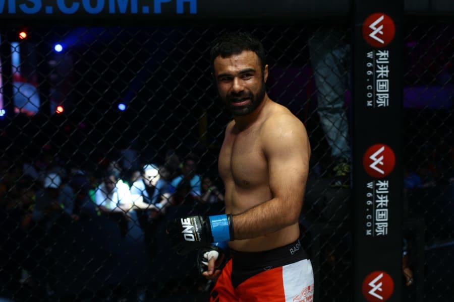 Bashir Ahmad MMA 4