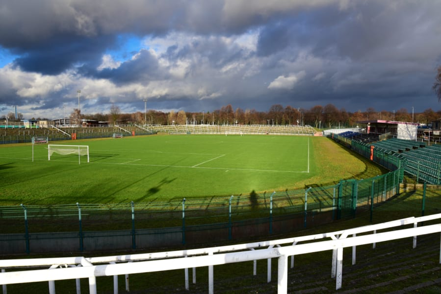 Dynamo Berlin stadium