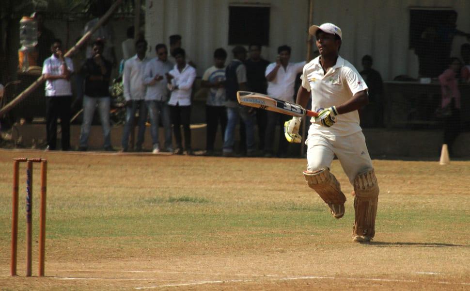 Pranav Dhanawade 1009 not out