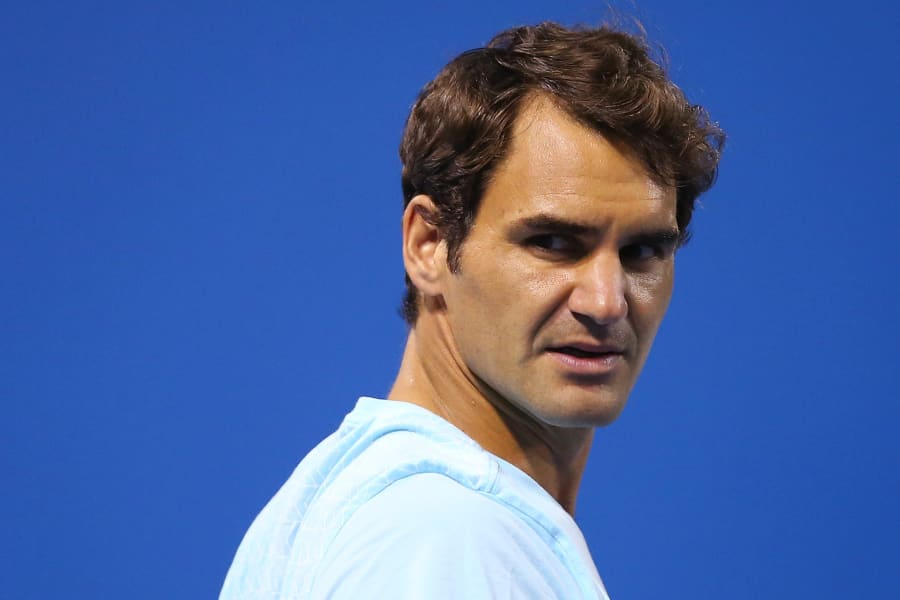 Serena Williams: Eyes on Federer