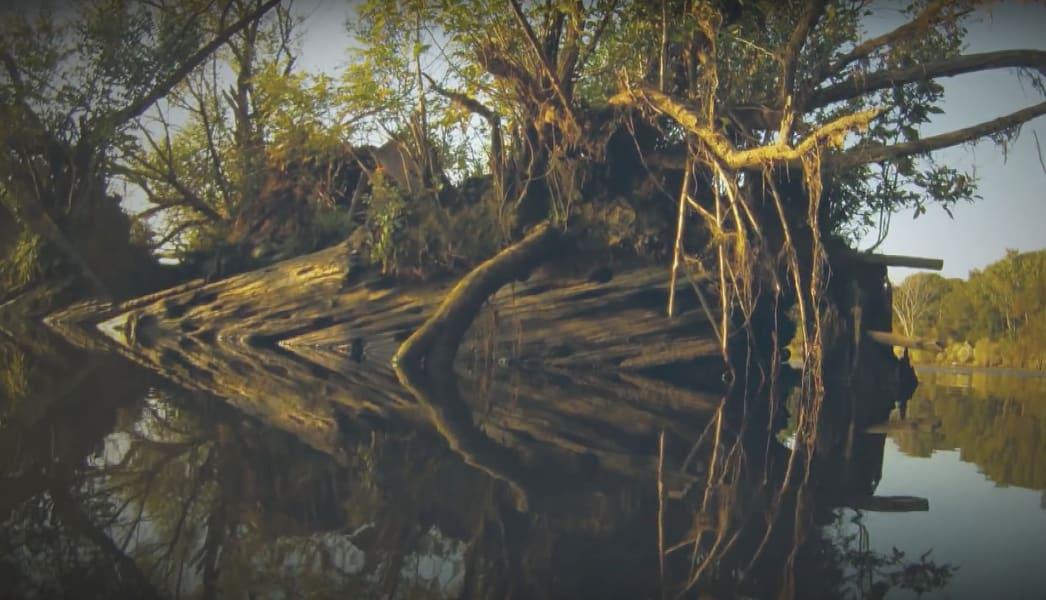 mallows wooden boat screenshot