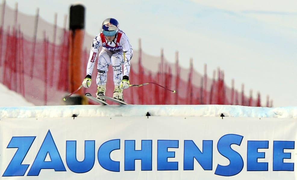lindsey vonn Zauchensee banner
