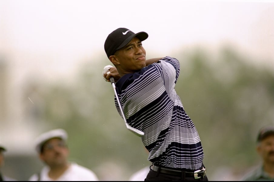 Tiger Woods Jordan Spieth Tournament of Champions record