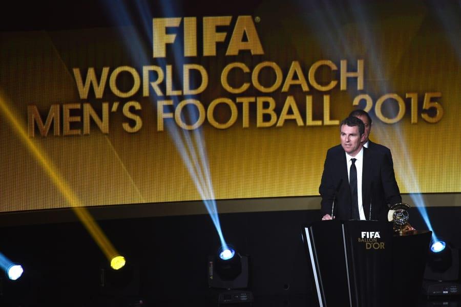 ballon d'or men's coach