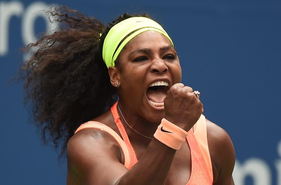 Serena fist