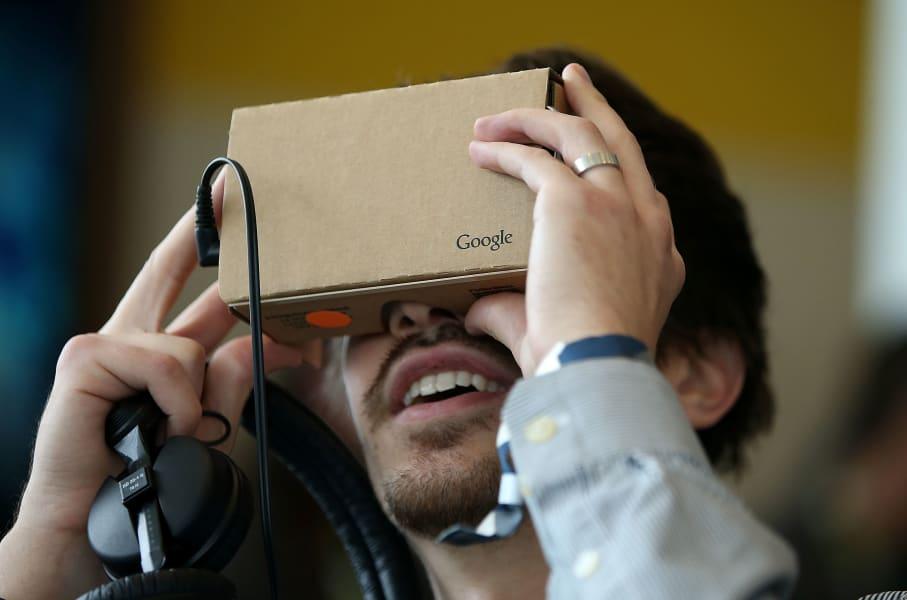 future of trave google cardboard