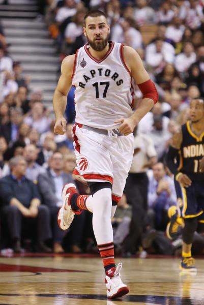 Jonas Valanciunas Toronto Raptors