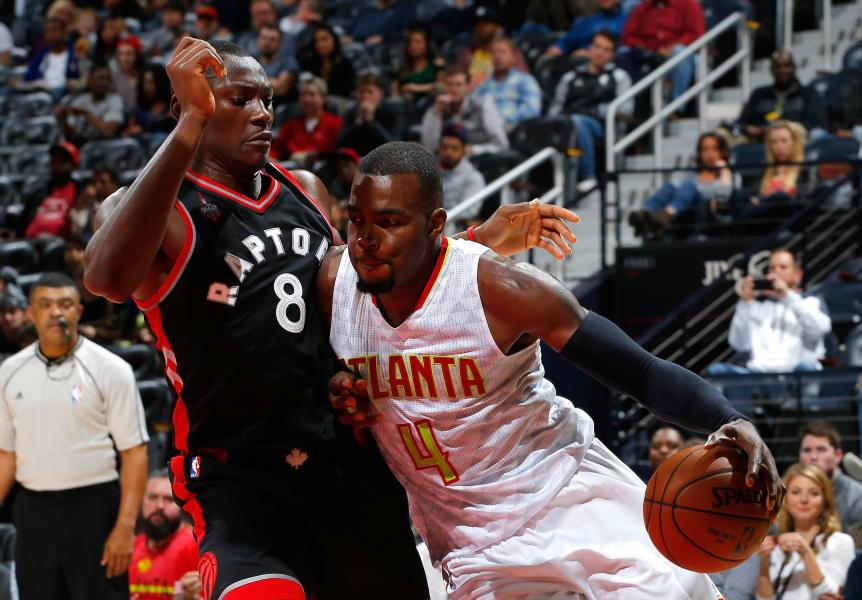 Bismack Biyombo Toronto Raptors