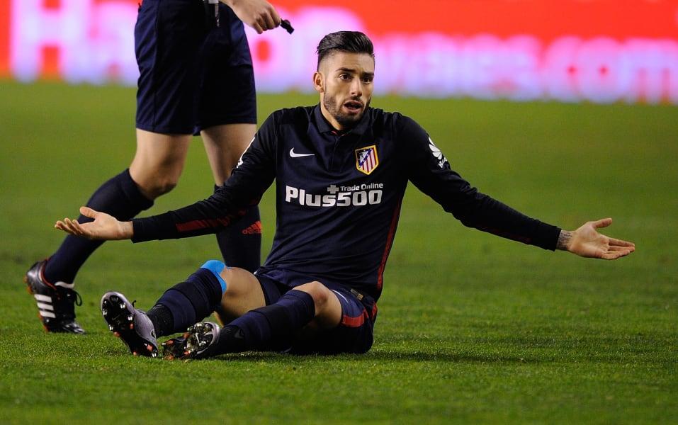 Transfer Ban: Carrasco