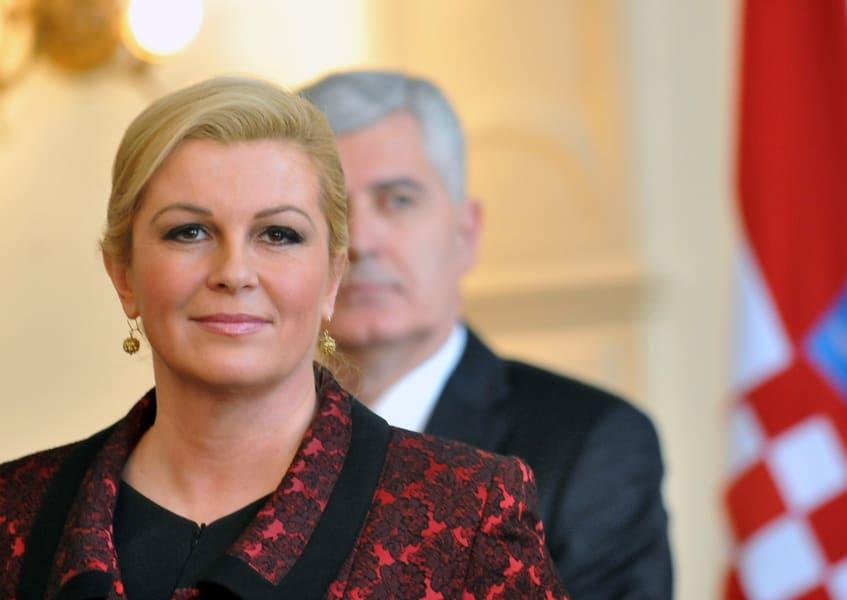 Kolinda Grabar Kitarovic 2016 female leader