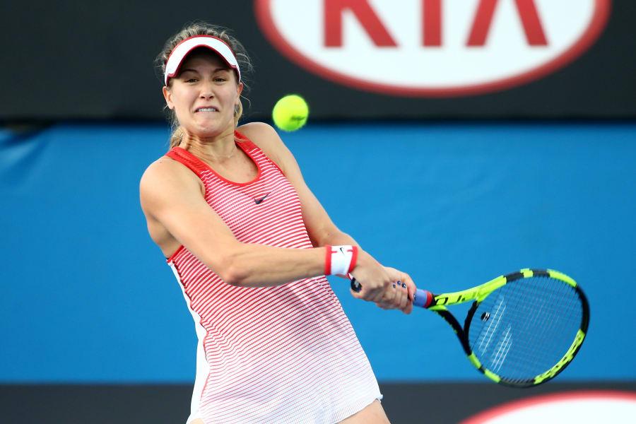 Eugenie Bouchard Australian Open 2016