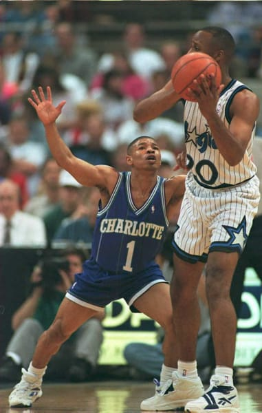 Muggsy Bogues: Down here