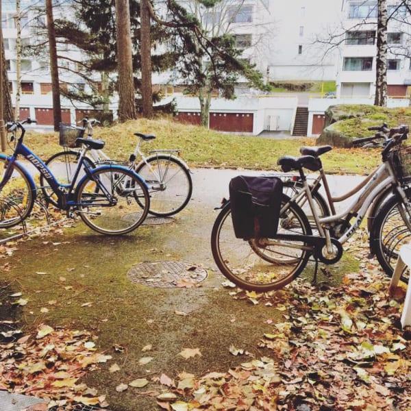 Oman Muotoinen Koti bikes