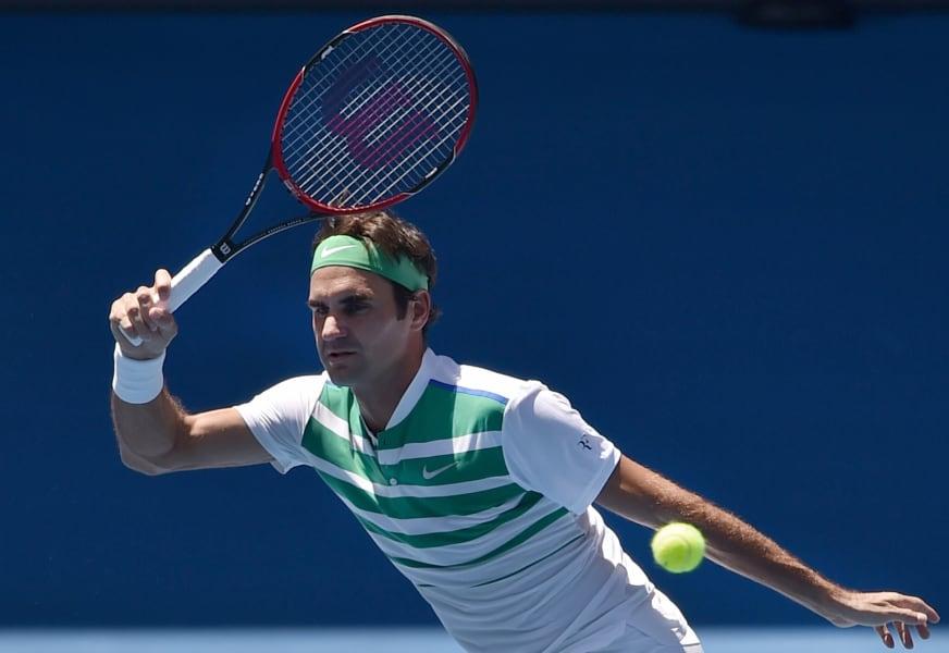 Federer day thee Australian Open