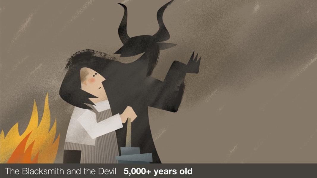 Blacksmith and Devil
