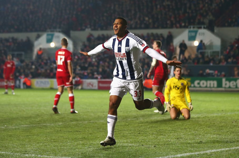 West Brom Rondon