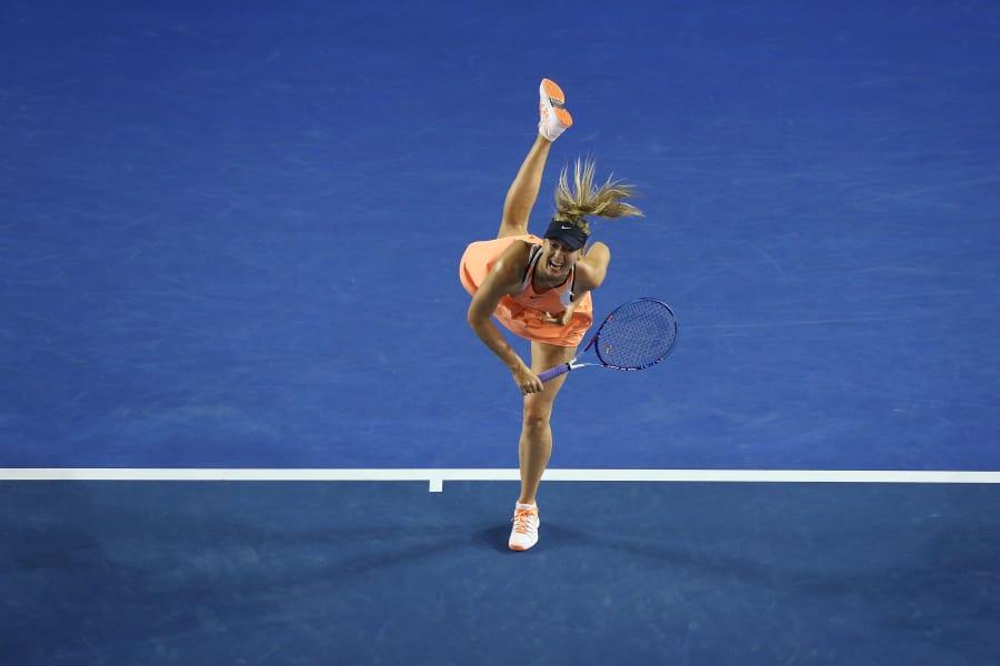 Sharapova Aus Open