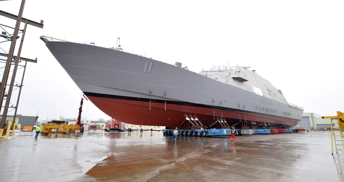 USS Sioux City LCS11