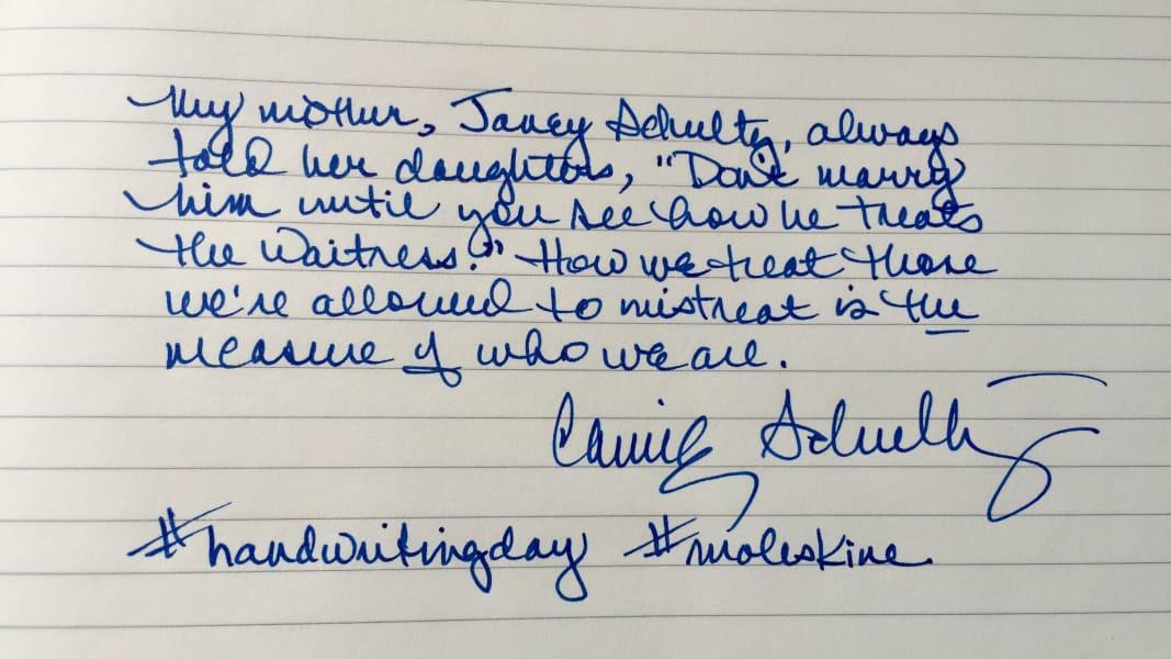 01 national handwriting day