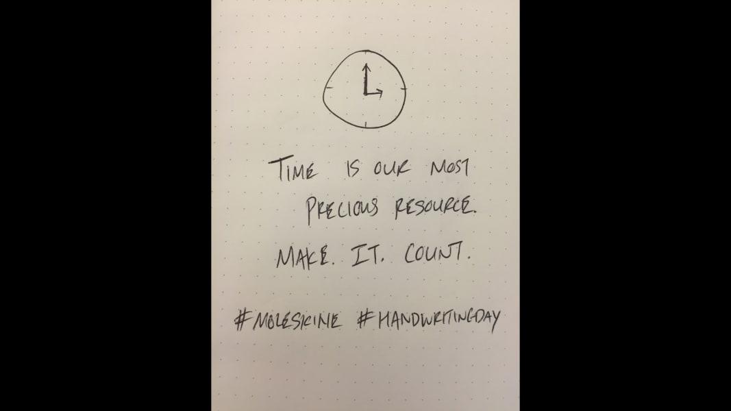 03 national handwriting day