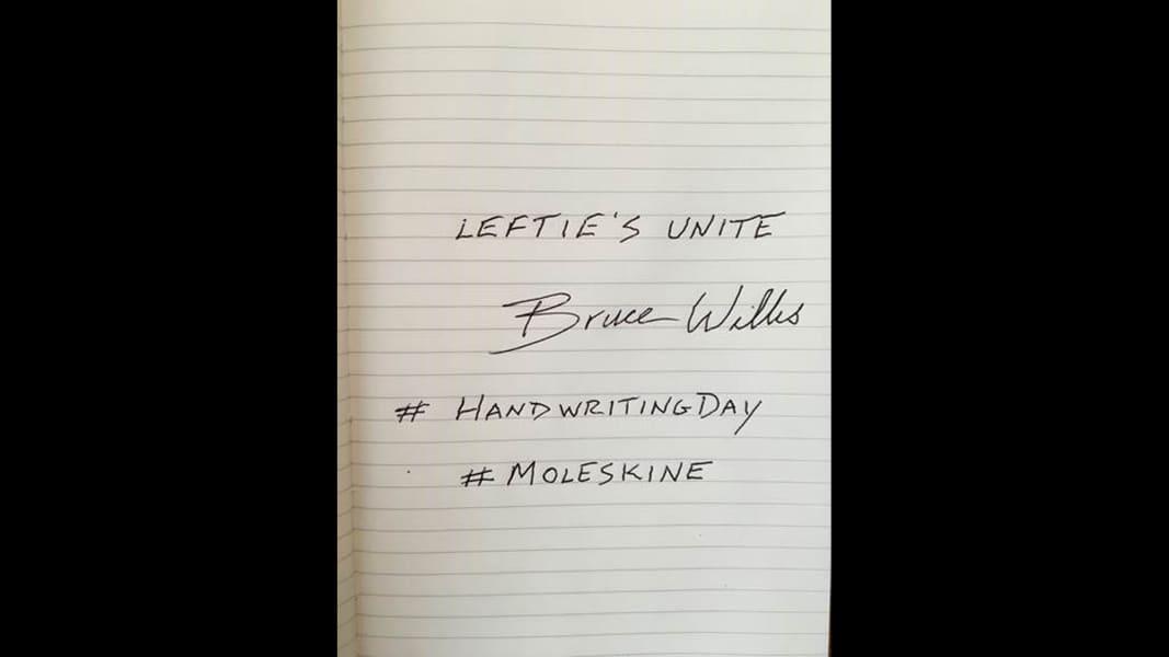 07 national handwriting day