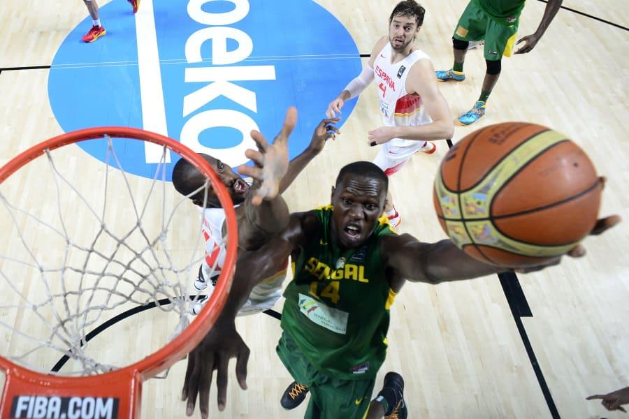 Gorgui Dieng African Basketball