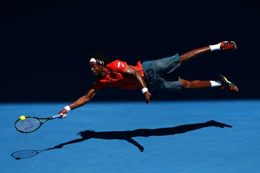 Gael Monfils Australian Open