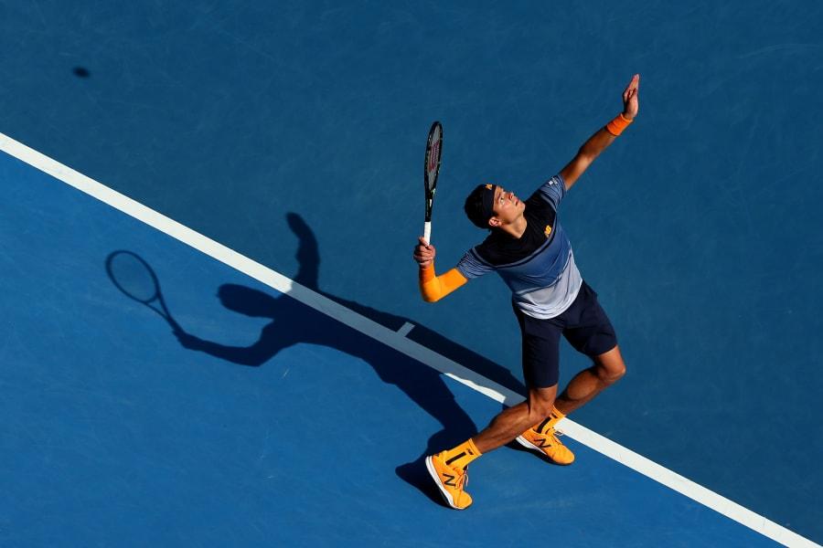 Milos Raonic Australian Open