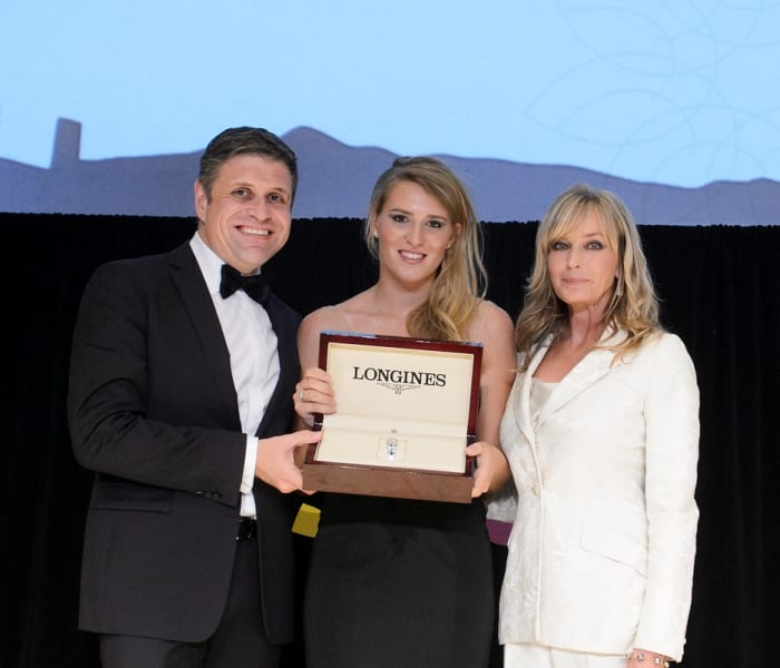 medonza equestrian award