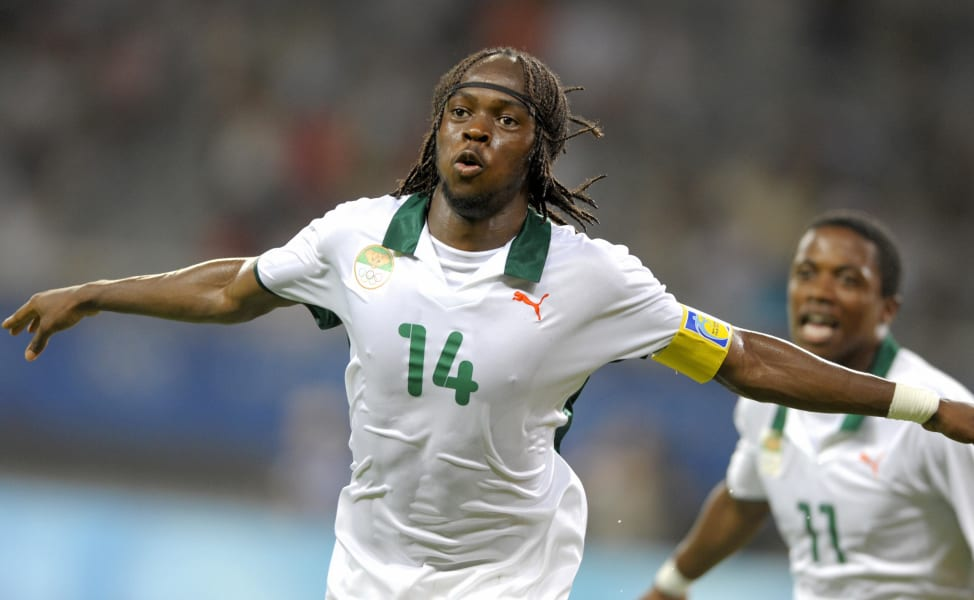 Gervinho Ivory Coast china transfer